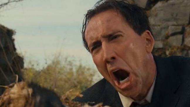 Nicholas CageNicolas Cage Is In Talks To Star In A Movie Where He Plays Nicolas Cage The Wicker Man
