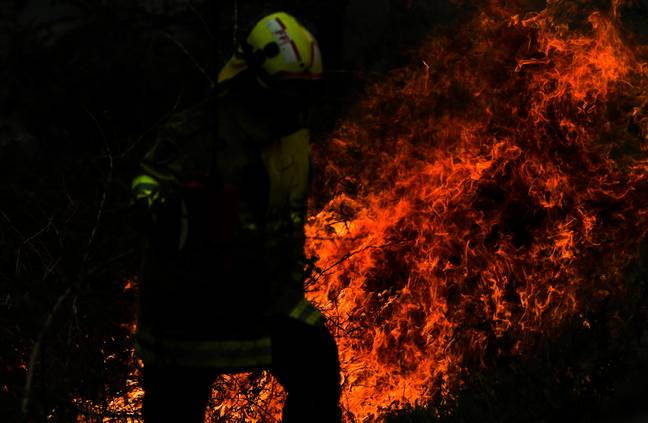 No Rain Falls In Australia For First Time In History As Fires Continue To Rage
