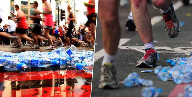 Runners To Be Disqualified For Littering During Half Marathon