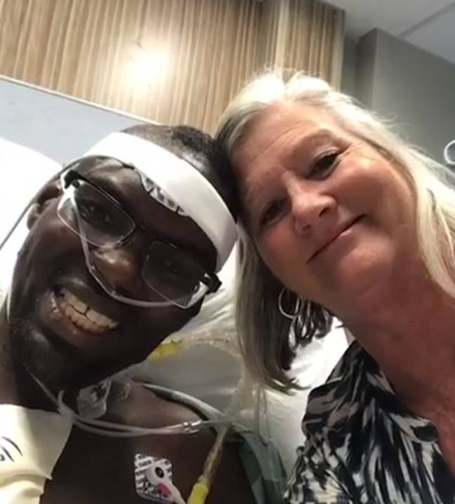 nurse adopts patient for heart transplant