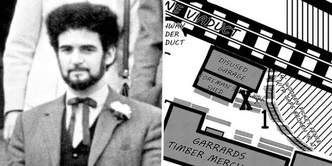 Murders Committed By Yorkshire Ripper Have Been Mapped Out For First Time
