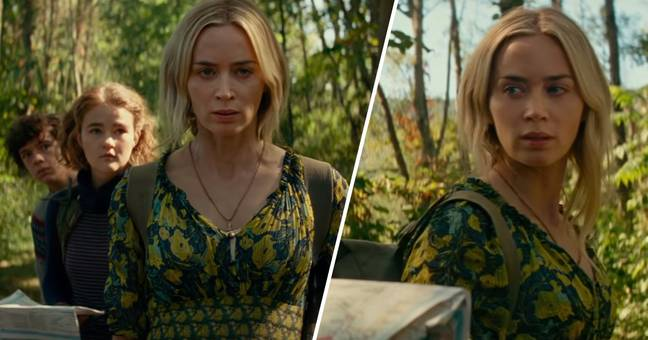A Quiet Place: Part II Teaser Trailer Just Dropped