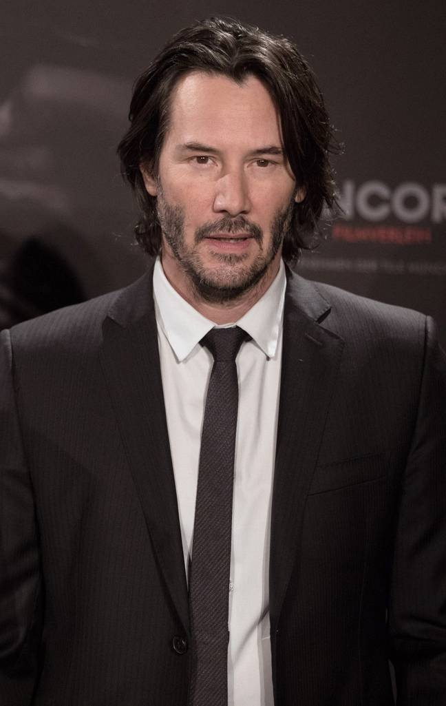Keanu Reeves Has Been Casually Crashing Weddings For Ages