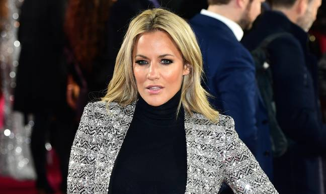 Caroline Flack Charged With Assault 'After Attacking Boyfriend'