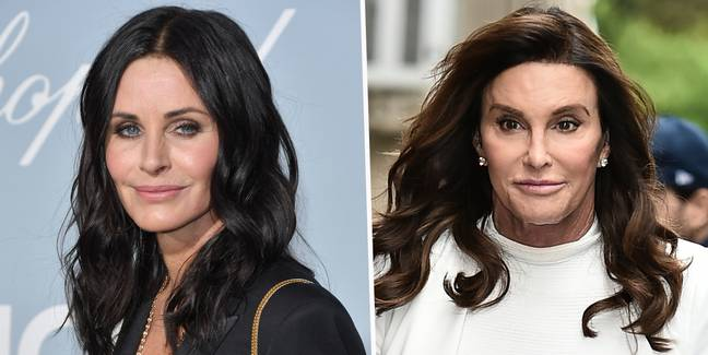Courteney Cox Responds To Fans Mistaking Her For Caitlyn Jenner