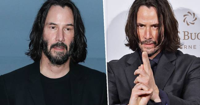 Keanu Reeves Back Training For Matrix 4 and John Wick 4