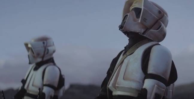 The Mandalorian Finally Acknowledges Stormtroopers Can't Shoot For Sh*t