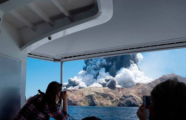 New Zealand Volcano Victims So Badly Burned They Can't Be Identified