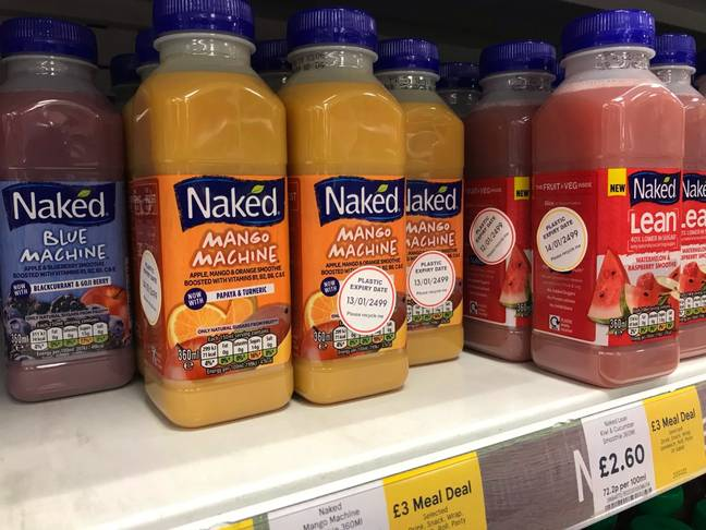 Plastic Expiry Dates Start Appearing On Supermarket Products