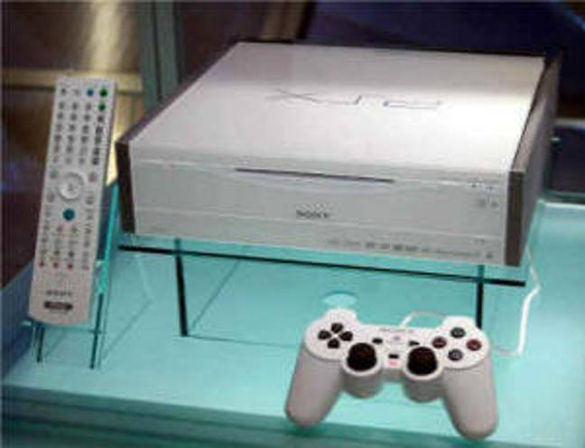 PSX DVR Video Game Console Library