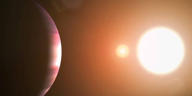 High School Student Discovers New Planet Just 3 Days Into NASA Internship