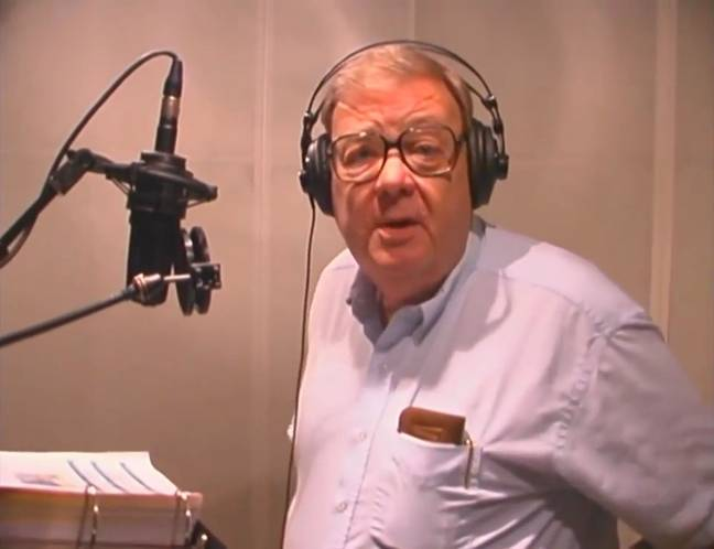 Brice Armstrong, Voice Of Ginyu And Dragonball Z Narrator, Dies Aged 84