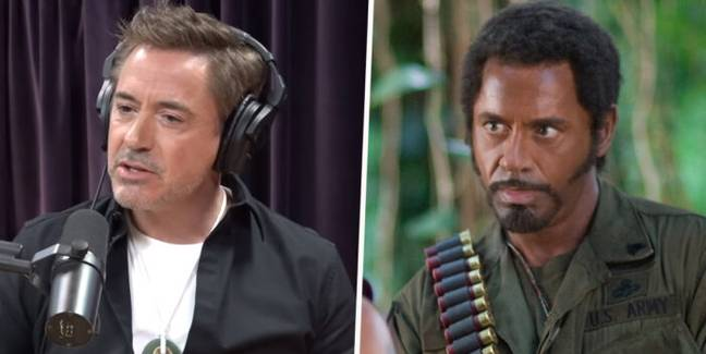 Robert Downey Jr. Defends Tropic Thunder Blackface As An 'Exception' To The Rule