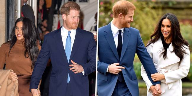 Prince Harry And Meghan Markle Step Back As Senior Members From Royal Family