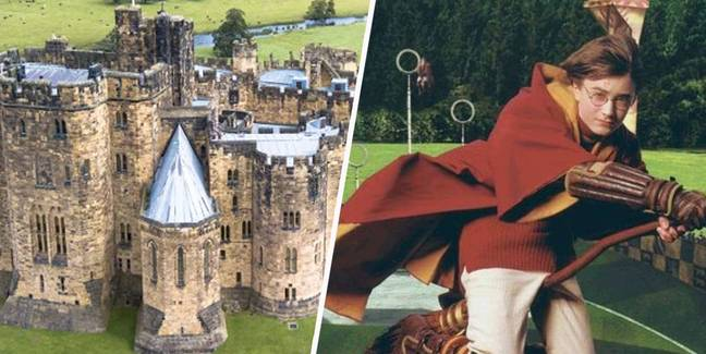 British Castle Hiring Hogwarts Professor To Teach Broomstick Flying To Young Wizards