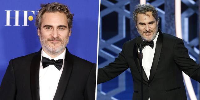 Ricky Gervais's Golden Globes Monologue Proven Right By Reason Joaquin Phoenix Is Wearing Same Suit For Entire Award Season