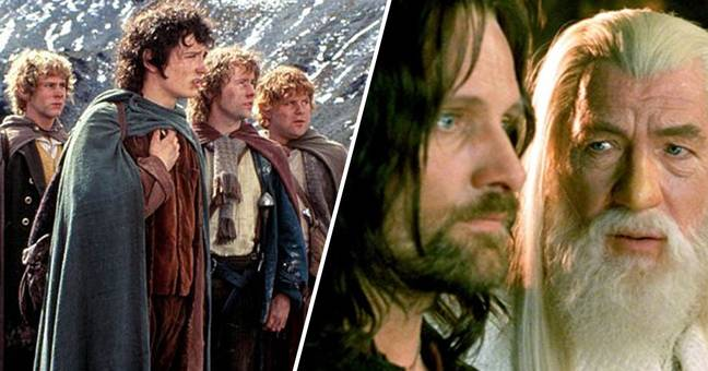 lord of the rings tv series 1