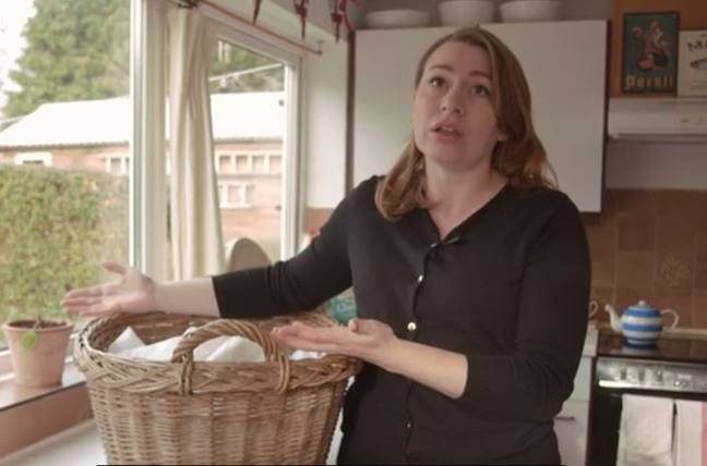 Woman gives up job to become a housewife