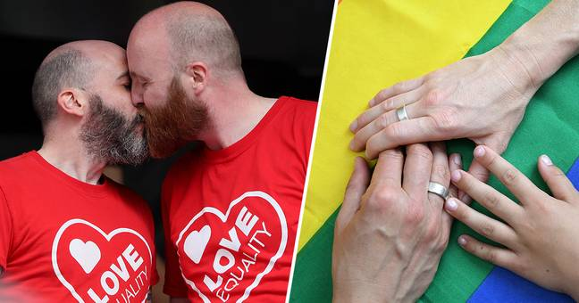 same sex marriage legal in northern ireland 1