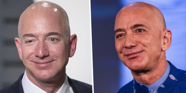 Amazon CEO Jeff Bezos Sued For Defamation By Girlfriend's Brother Over His Nude Photos