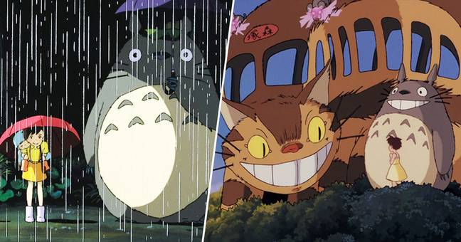 My Neighbor Totoro Is Now Streaming On Netflix