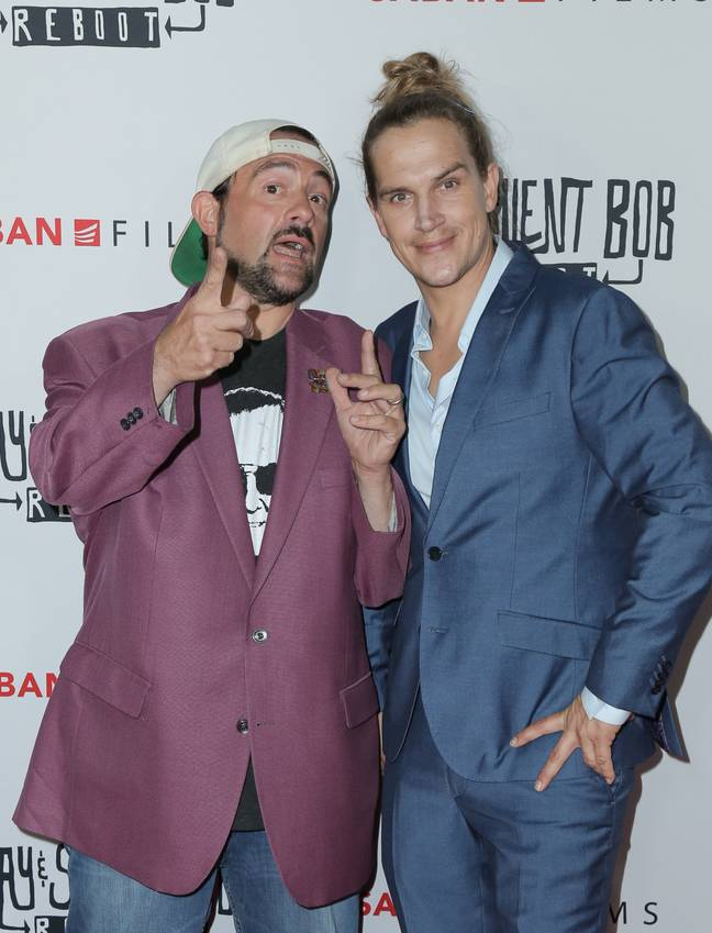 kevin smith jason mewes jay and silent bob reboot premiere