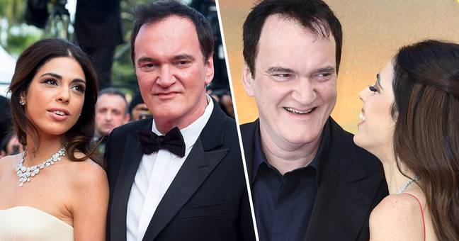 Quentin Tarantino And His Wife Welcome Their First Child