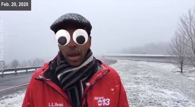 Reporter Turns On Facebook Filters 2