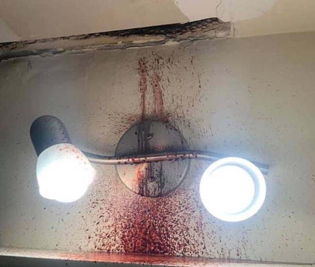 Man Discovers Neighbour's Death After Blood Pours Through Ceiling