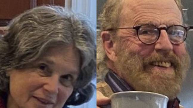 Couple Who Went Missing For Eight Days Found By Hero Dog Named Groot