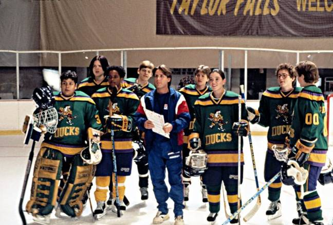 Emilio Estevez Officially Back On The Ice For New Mighty Ducks Reboot