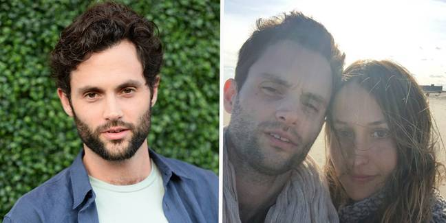 Penn Badgley expecting first child with wife