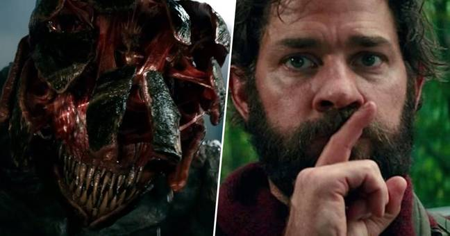 A Quiet Place Is Streaming On Netflix