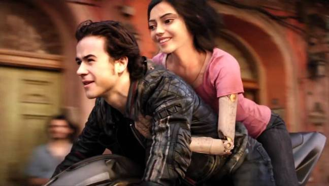 Keean Johnson Alita Battle Angel