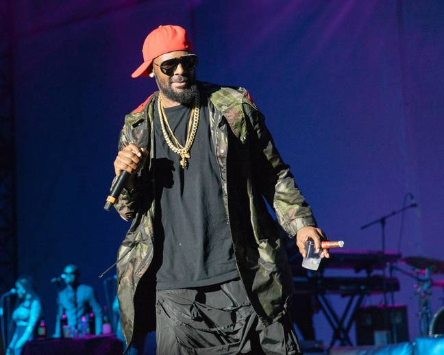 R. Kelly Requests Release From Jail Because Of Coronavirus (PA Images)