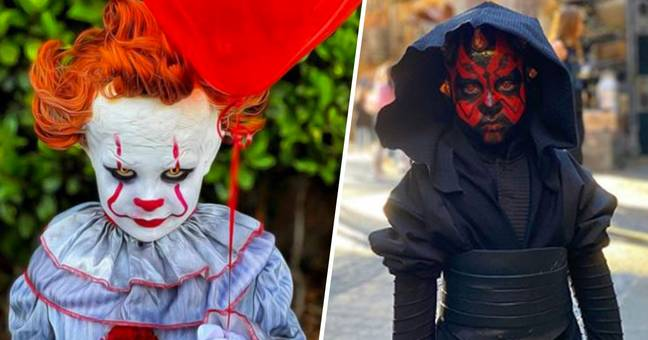 Four-Year-Old Cosplayer Wins Fans Everywhere With His Amazing Outfits