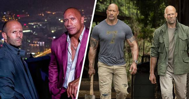 The Rock Confirms Hobbs & Shaw 2 Is In Development
