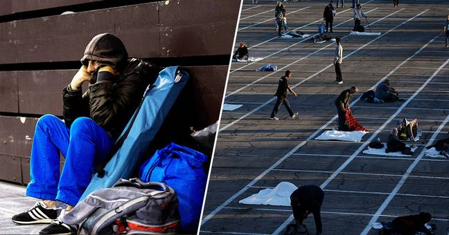 Homeless People Moved From Street To Perth's Five-Star Pan Pacific Hotel During Isolation
