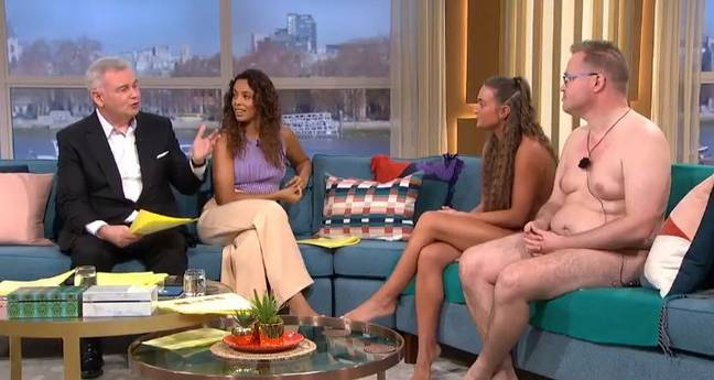 Naturists on This Morning