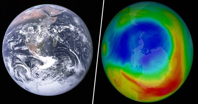 Earth's Ozone Layer Appears To Be Recovering, Experts Say