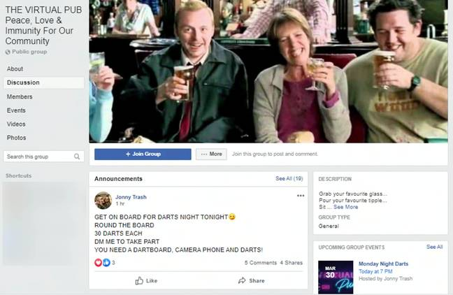 An ex-landlady who set up a virtual pub to keep people entertained during coronavirus lockdown has been forced to employ BAR STAFF to cope with her 14,500 customers.