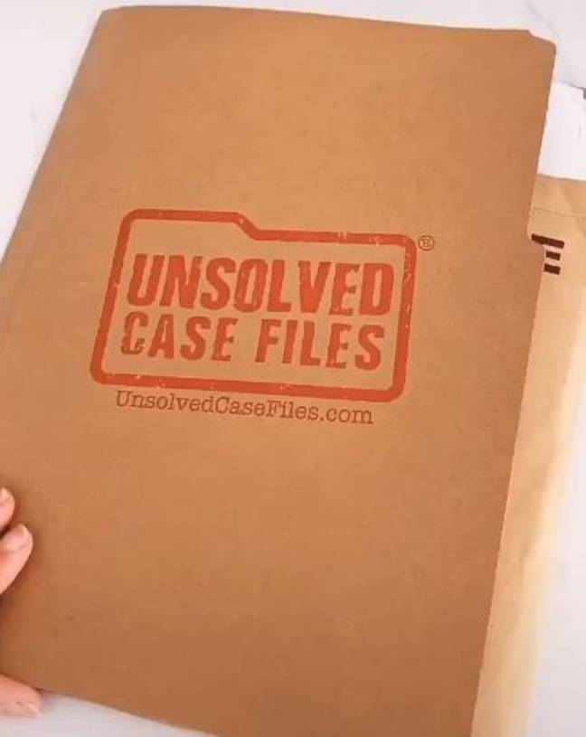 Cold case files game lets true crime fans be detectives