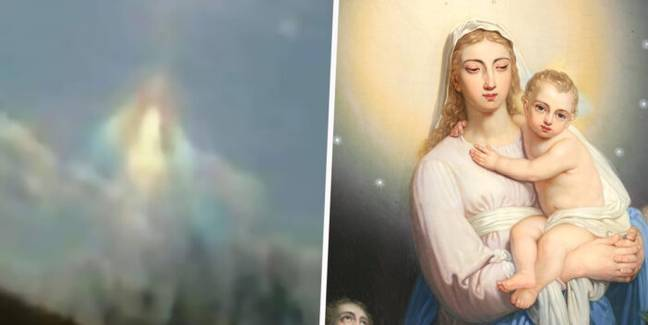 Virgin Mary Appears In Sky Over Argentina And Locals Say She's Protecting Them From Coronavirus
