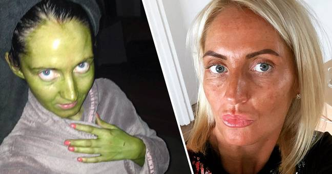 Manchester Mum Left Looking Like 'Wicked Witch Of The West' After Fake Tan Disaster