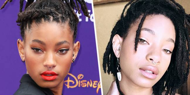 Willow Smith Is Spending 24 Hours In A Box To Turn Her Anxiety Into Art