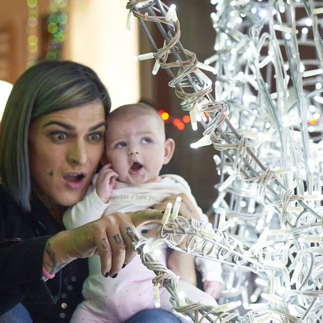 Couple Stay Together To Raise Child After Trans Woman Pauses Hormones To Conceive Naturally