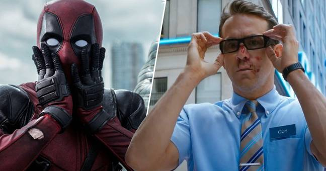 Ryan Reynolds Says His New Movie Is His Favourite Movie, Not Deadpool