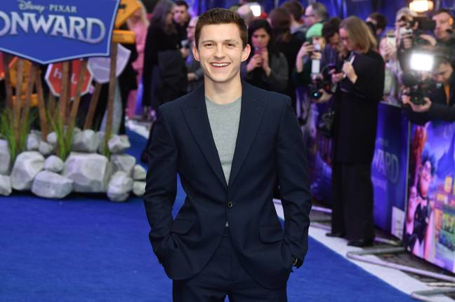 Tom Holland (PA Images)