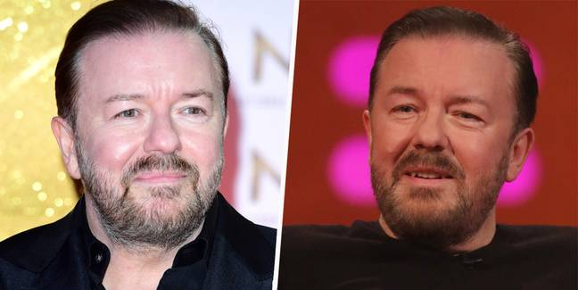 Ricky Gervais Says Celebrities Complaining About Isolation Need To Focus On 'Selfless' Frontline Workers