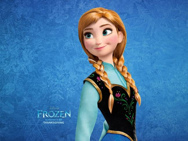 Adorable Dad Dresses Up As Frozen's Anna To Sing And Dance With Three-Year-Old Daughter